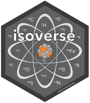 isoverse hex sticker